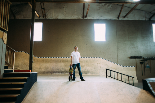 Reformer Profile: Paul Anderson of Portland's Skatechurch