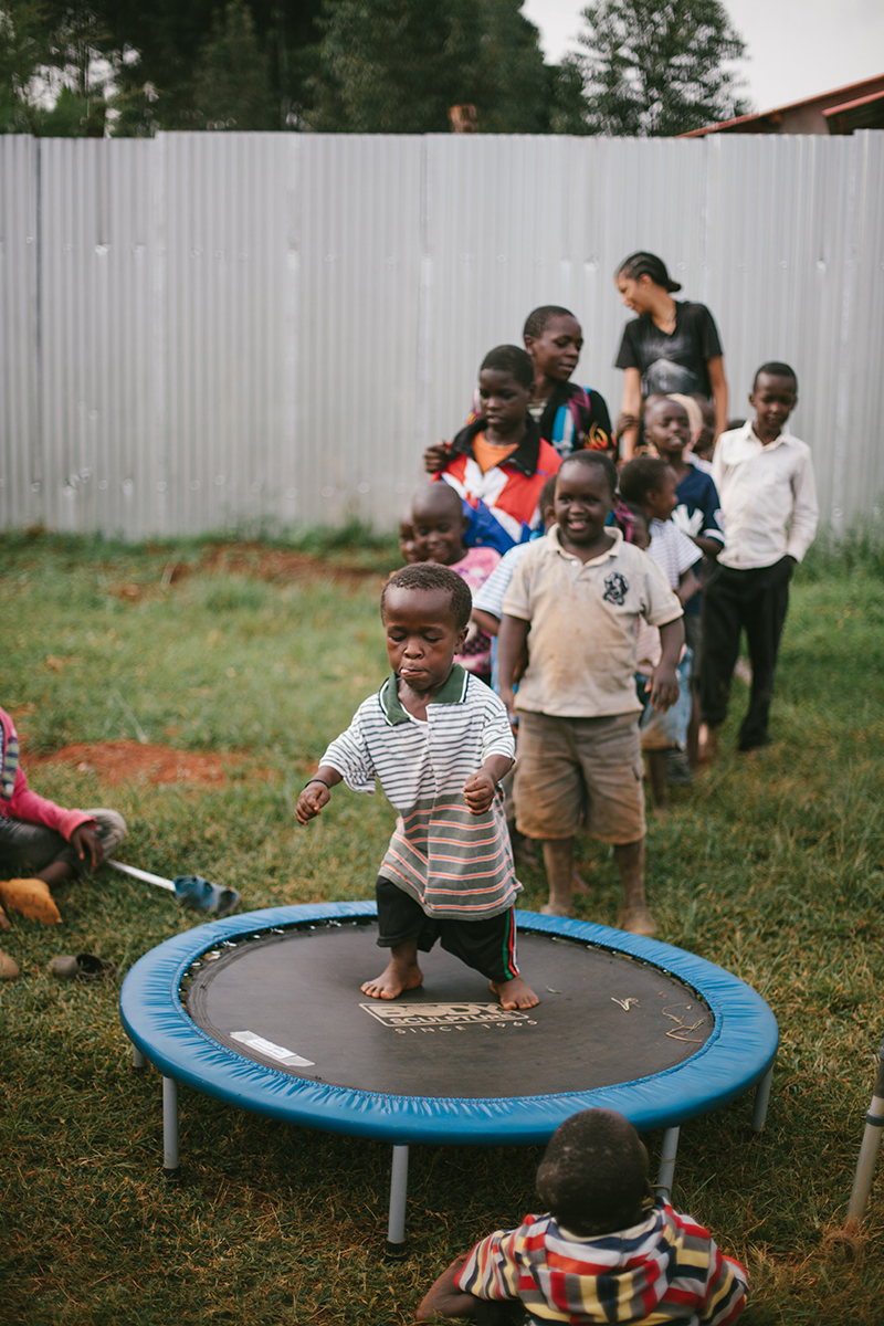 Precious Kids Center in Kitale, Kenya