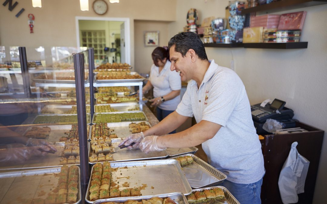 Of Love and Baklava