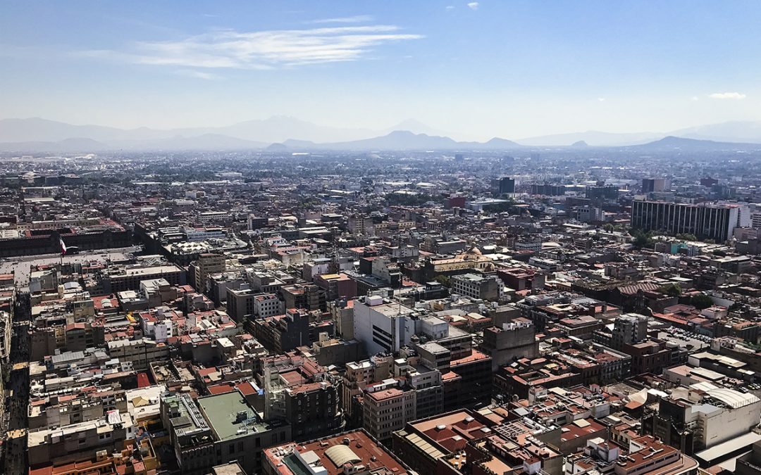 Beacon: Mexico City