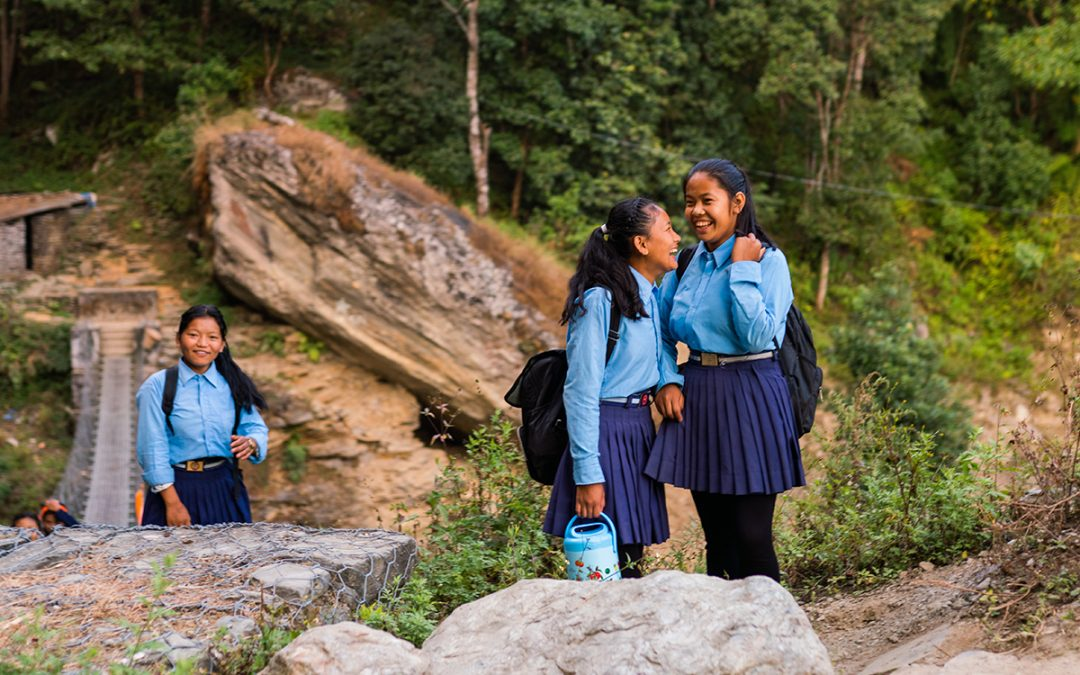 Photo Essay: The Cost of Education in Rural Nepal