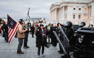 We Become The Stories We Tell: A Reflection on the Attack of the US Capitol